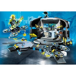 Bild von Playmobil 9250 Dr. Drones Command Center