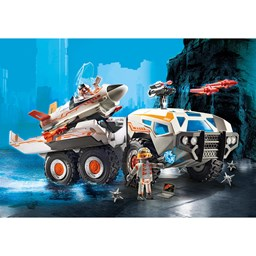 Bild von Playmobil 9255 Top Agents Spy Team Battle Truck