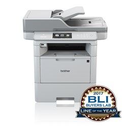 Bild von Brother DCP-L6600DW ALL-IN-ONE-Monolaserdrucker