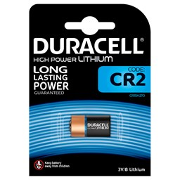 Bild von Duracell High Power Lithium CR2