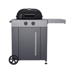 Bild von Outdoorchef Gaskugelgrill Arosa 570 G Grey Steel